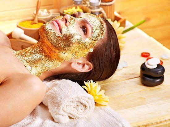 Facial Gold